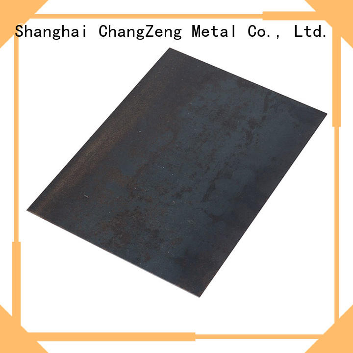ChangZeng large steel sheet factory for commercial