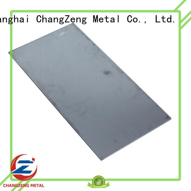 ChangZeng heavy sheet metal manufacturers for industrial