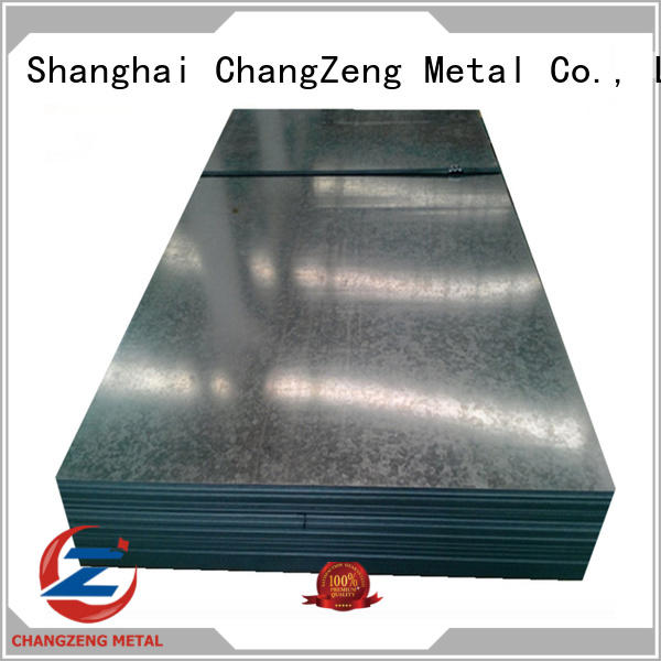 ChangZeng steel sheet Suppliers for industrial
