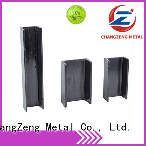 ChangZeng structural steel channel personalized for building