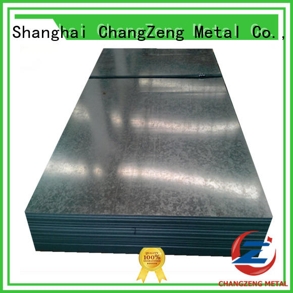 ChangZeng 321 steel plate factory for construction