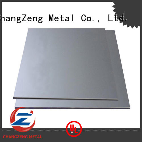 ChangZeng thin decorative metal sheets for business for commercial
