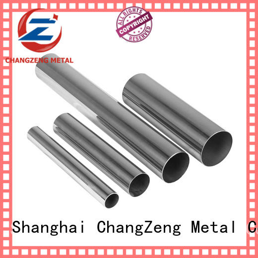 ChangZeng 6 inch steel pipe price Suppliers for construct