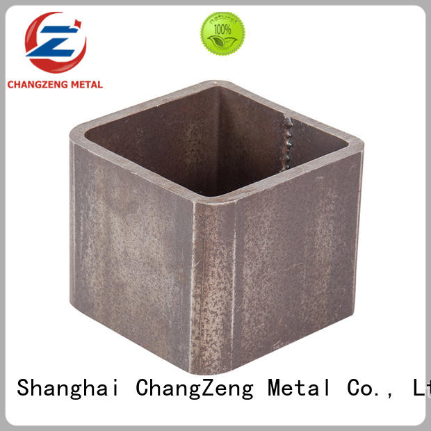 ChangZeng steel pipe production for business for building