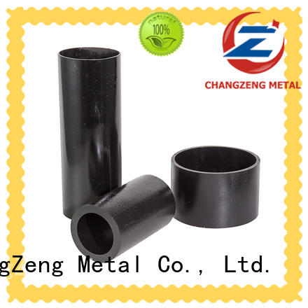 welded industrial metal pipe fittings factory for channel