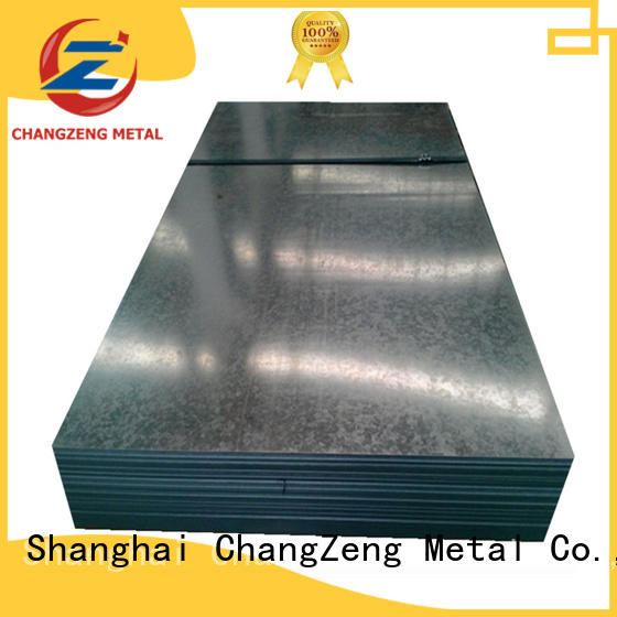 ChangZeng 904l steel plate with good price for industrial