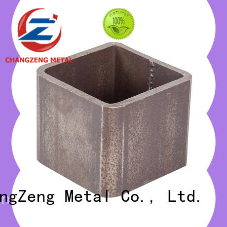 ChangZeng galvanized steel tubing series for building