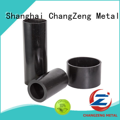 ChangZeng galvanized round steel tubing company for building
