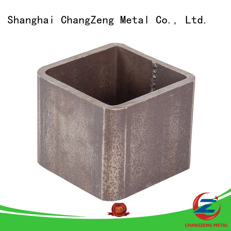 ChangZeng steel pipes customized for channel