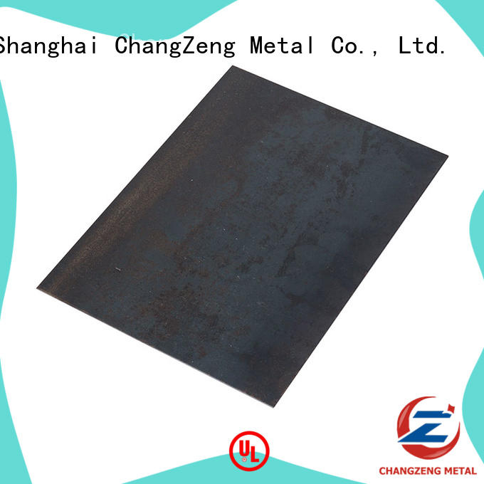 ChangZeng steel plate with good price for commercial