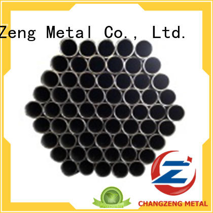 ChangZeng hollow steel tubing from China for building