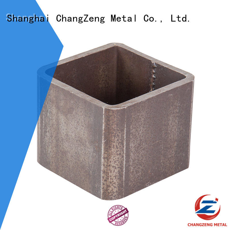 ChangZeng two inch steel pipe from China for building