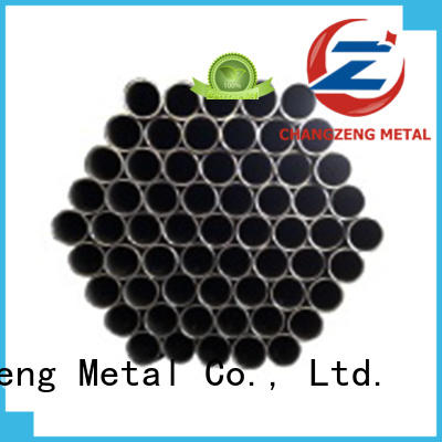 ChangZeng galvanised steel tube for business for building