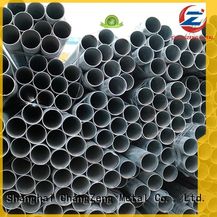 ChangZeng durable steel pipes series for beam
