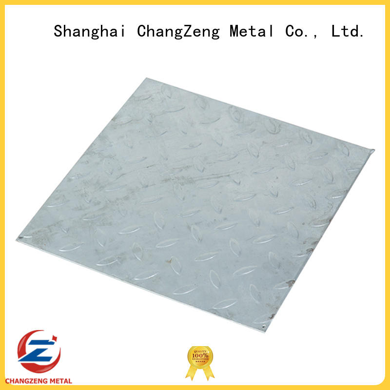 ChangZeng black steel sheet with good price for industry