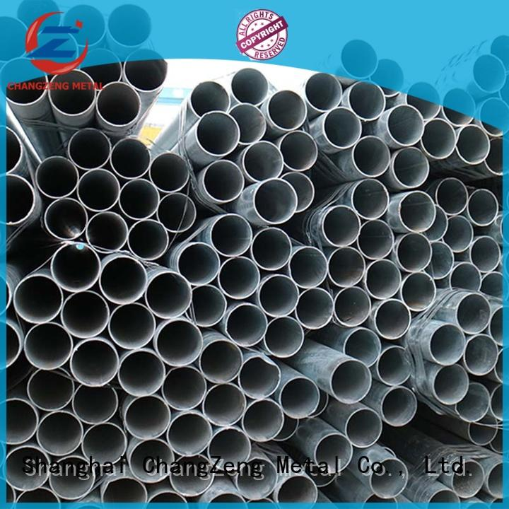 ChangZeng hot selling steel pipes customized for construct