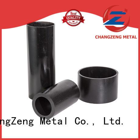 Custom black steel pipe for sale company for beam