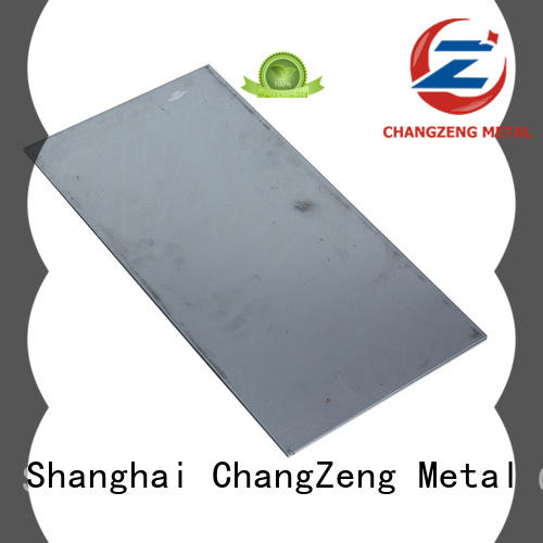 ChangZeng cost-effective steel plate Suppliers for construction