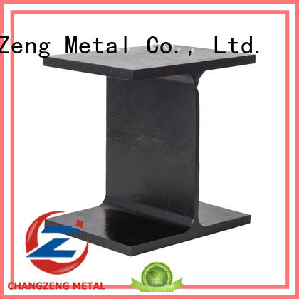 ChangZeng sturdy steel profiles supplier for construct