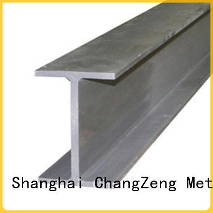 ChangZeng european standard steel sections Suppliers for construct