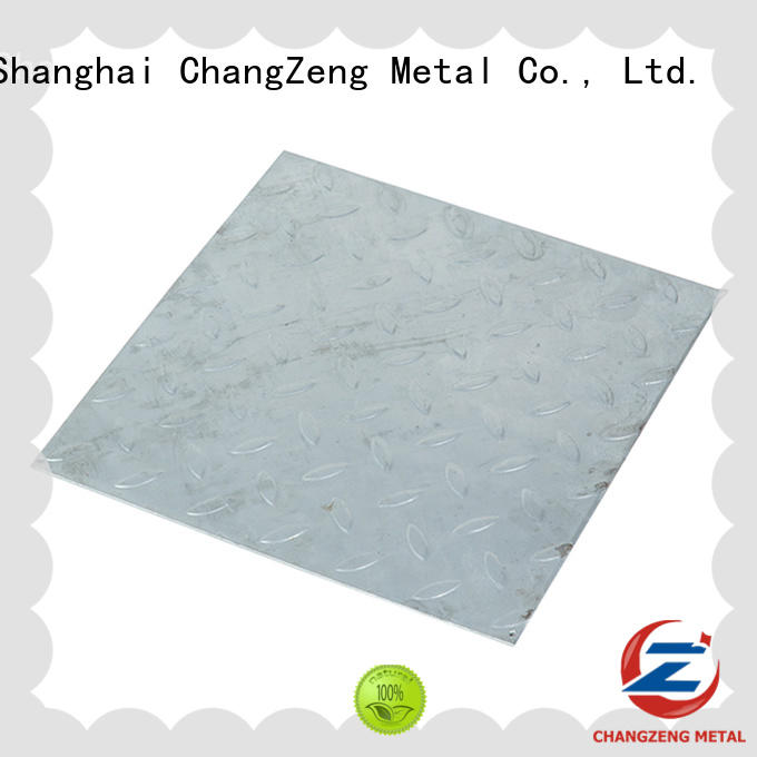 ChangZeng galvanized steel sheet inquire now for commercial