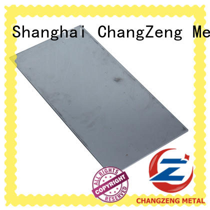 ChangZeng flat steel plate for business for industry