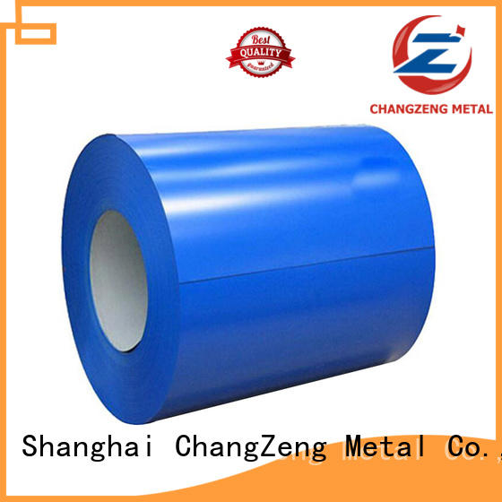 ChangZeng steel strip products Supply for construction