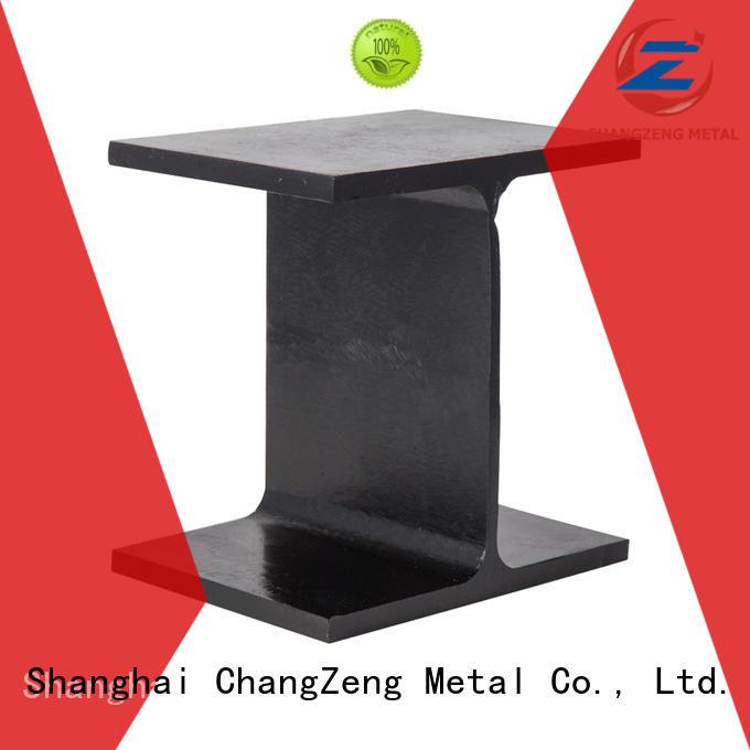 High Quality Black Or Galvanized Steel I Beam