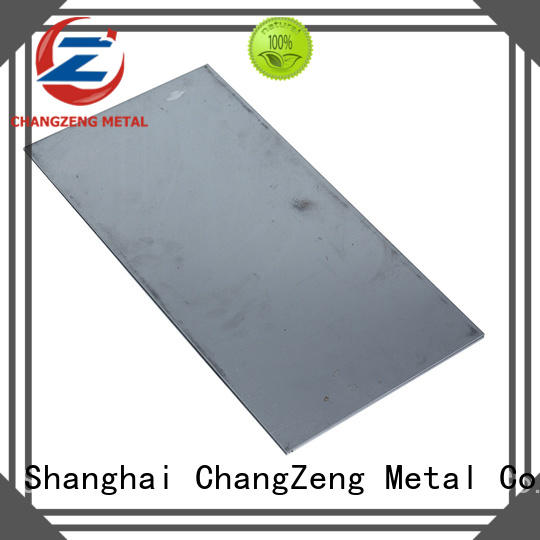 ChangZeng 16 gauge mild steel sheet company for industry