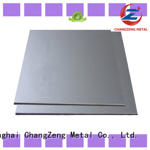 ChangZeng 316 steel sheet inquire now for commercial