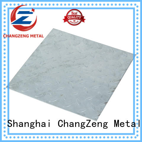 ChangZeng black steel sheet factory for commercial