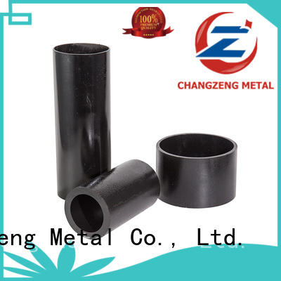 ChangZeng Custom black steel pipe company for channel