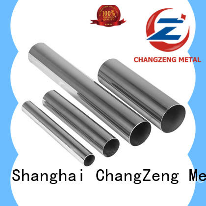 ChangZeng Wholesale 8 inch steel pipe price factory for channel