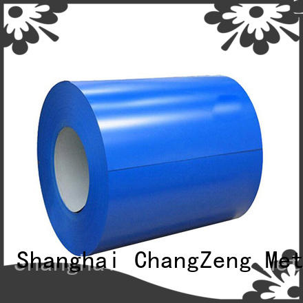 ChangZeng galvanized steel company for business for commercial