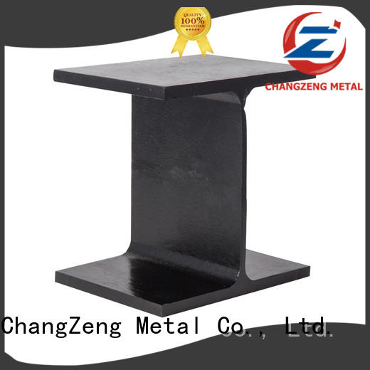 ChangZeng sturdy steel profile suppliers factory for construct