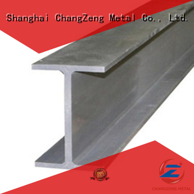 ChangZeng sturdy steel beams factory price for channel