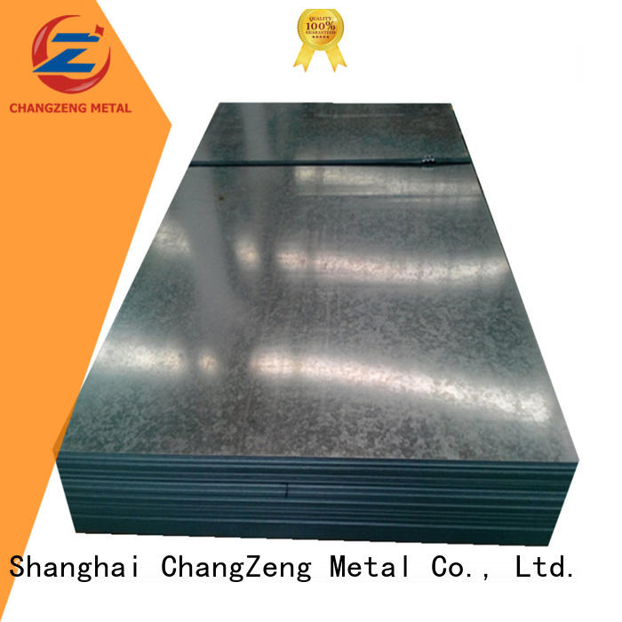 ChangZeng stainless steel plate suppliers Suppliers for industrial