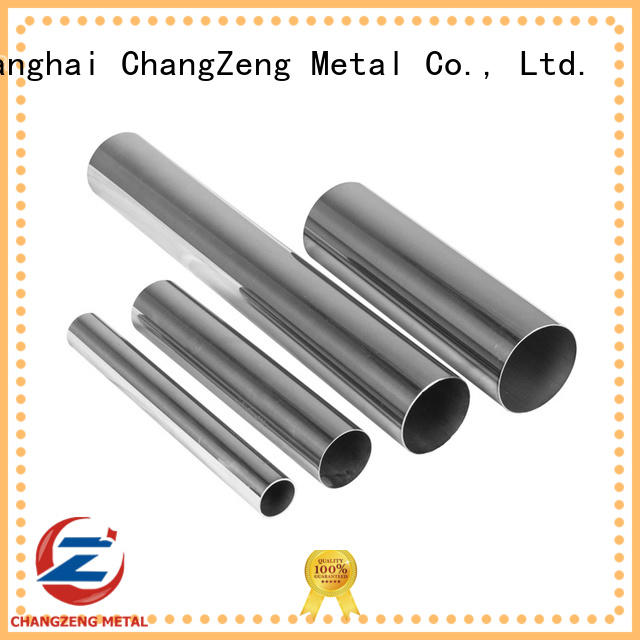 ChangZeng steel pipes customized for construct