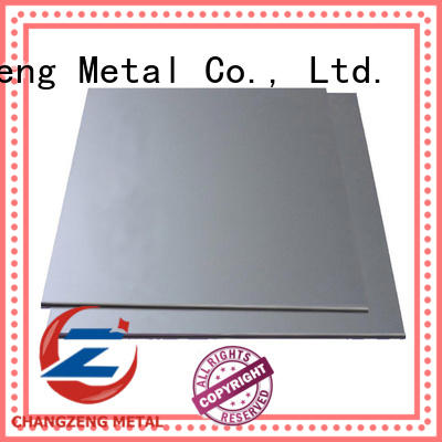 ChangZeng coiled 7 gauge steel sheet with good price for construction