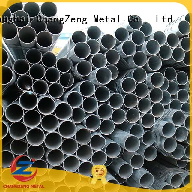 ChangZeng black steel tubing series for construct