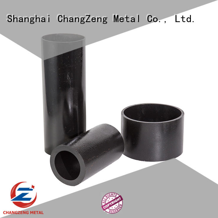 ChangZeng 2 sch 40 steel pipe manufacturers for construct