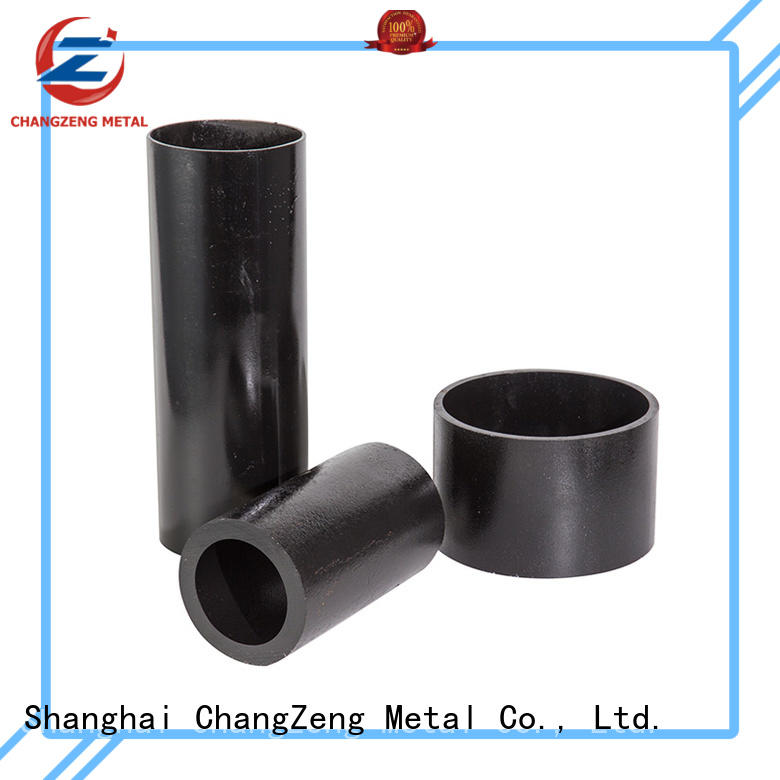 ChangZeng Best industrial steel pipe fittings Supply for channel