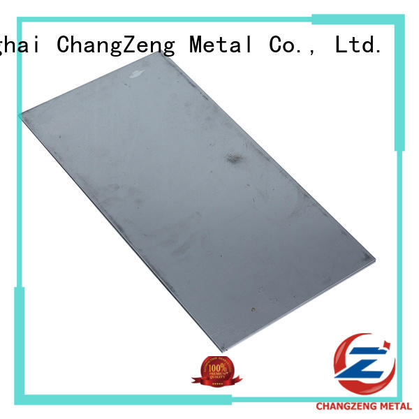 ChangZeng 22 gage sheet metal manufacturers for commercial