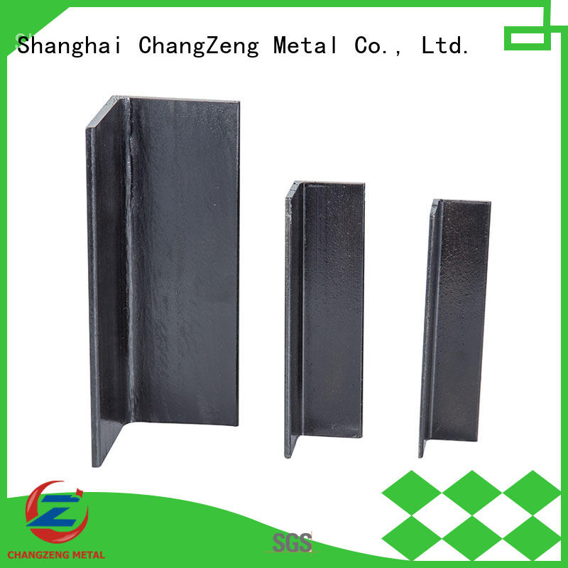 ChangZeng certificated u shaped steel channel sizes company for beam