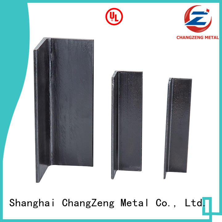 ChangZeng certificated structural steel channel wholesale for building