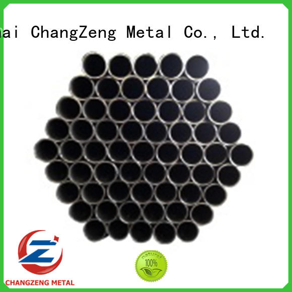 ChangZeng sch 40 galvanized steel pipe manufacturer for building