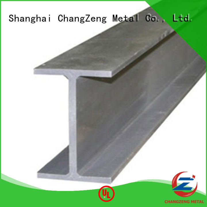 ChangZeng galvanized structural steel h beam Supply for channel
