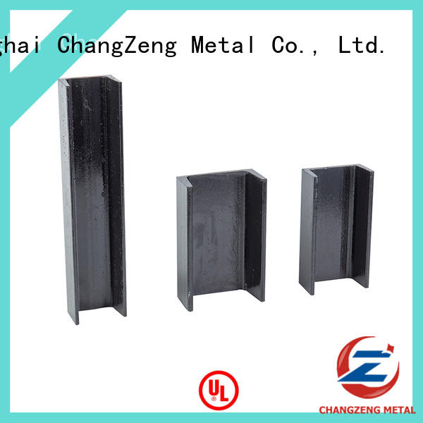ChangZeng h beam section properties wholesale for beam