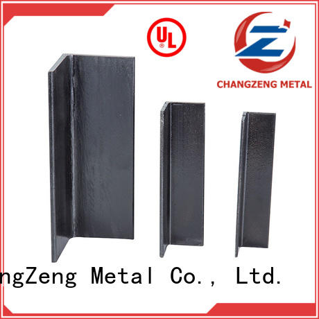 ChangZeng sturdy galvanised steel profiles personalized for channel