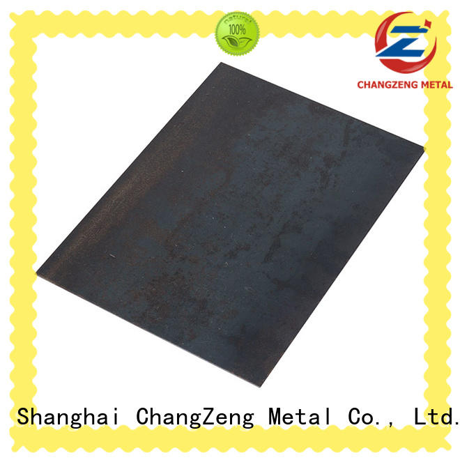 ChangZeng cold rolled steel sheet with good price for construction